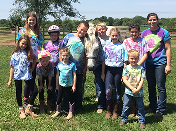 Clanton Performance Horses Riding Lessons